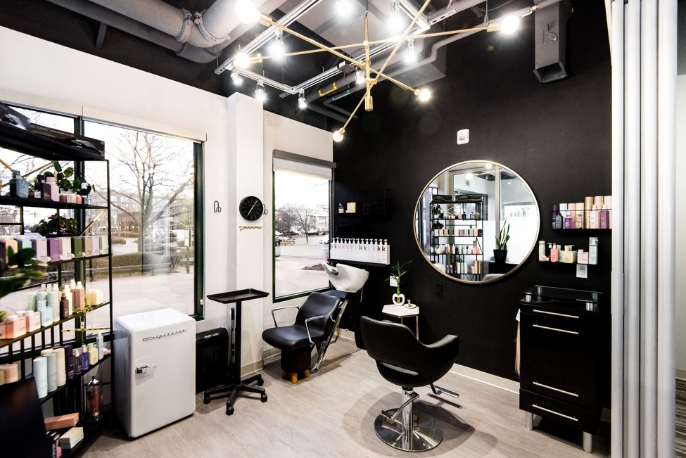 Lone Tree salon studio lease