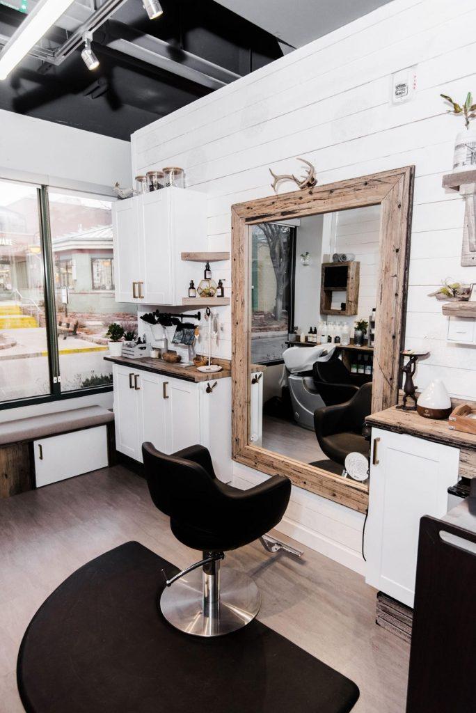 salon lease
