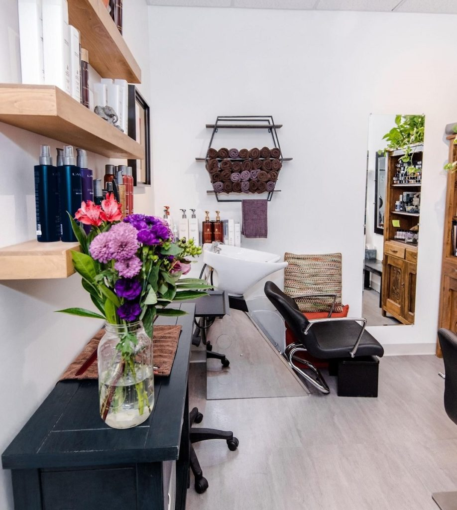 Boulder studio salon business