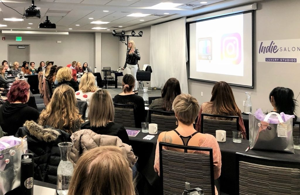 continuing education for beauty professionals